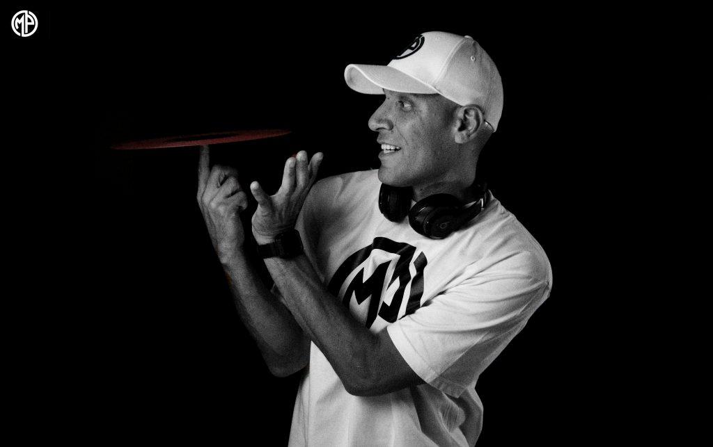 Spinning Record - DJ Mr. President